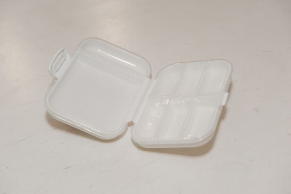Пігульниця/Pill box organizer