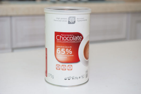 Напиток с вкусом шоколада/High protein Chocolate drink 15 порций