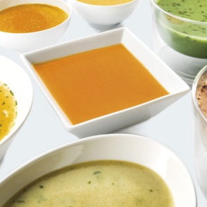 Супы и крем-супы
