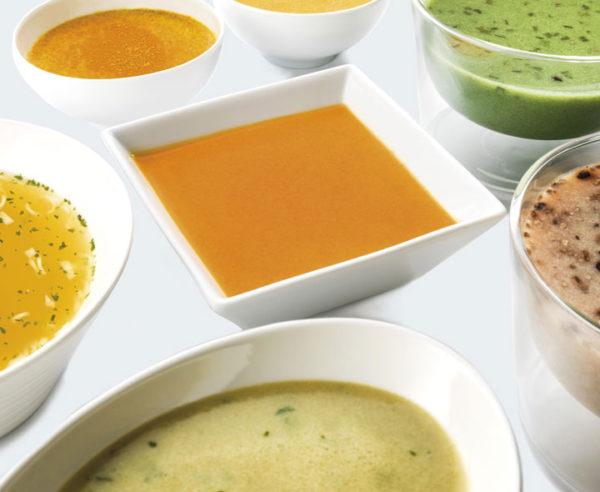 Ассорти супов и крем-супов/ASSORTED SOUPS AND CREAM SOUPS 7 саше