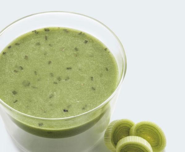 Суп с зеленых овощей с крутонами/ HP GREEN VEGETABLE & CROUTON SOUP 7 саше