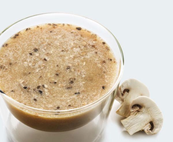 Крем-суп с вкусом грибов/ CREAM OF MUSHROOM SOUP 7 саше