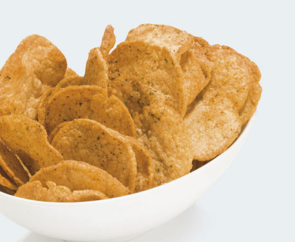 Чіпси зі смаком чилі/ SWEET CHILI SOYA CHIPS