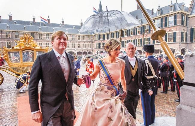 Королева Нидерландов похудела на 10 кг