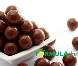Шарики с вкусом черного шоколада/DARK CHOCOLATE PROTEIN BALLS