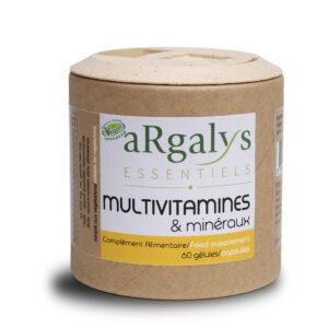 Мультивитамины и минералы